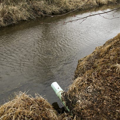 State officials have said water supplies of about 260