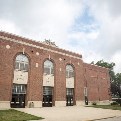 The Fieldhouse is under evaluation after and engineering