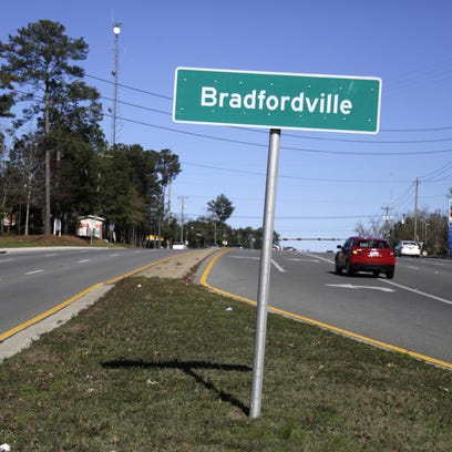 Four precincts in and around Bradfordville, to the