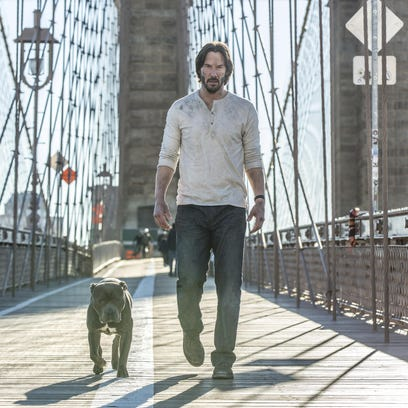 Film Review John Wick: Chapter 2
