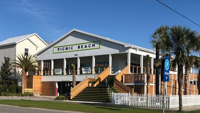 Picnic Beach opened in late April at 128 E. First Ave. in Gulf Shores, Alabama.