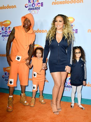 Nick Cannon and Mariah Carey's twins are named Monroe