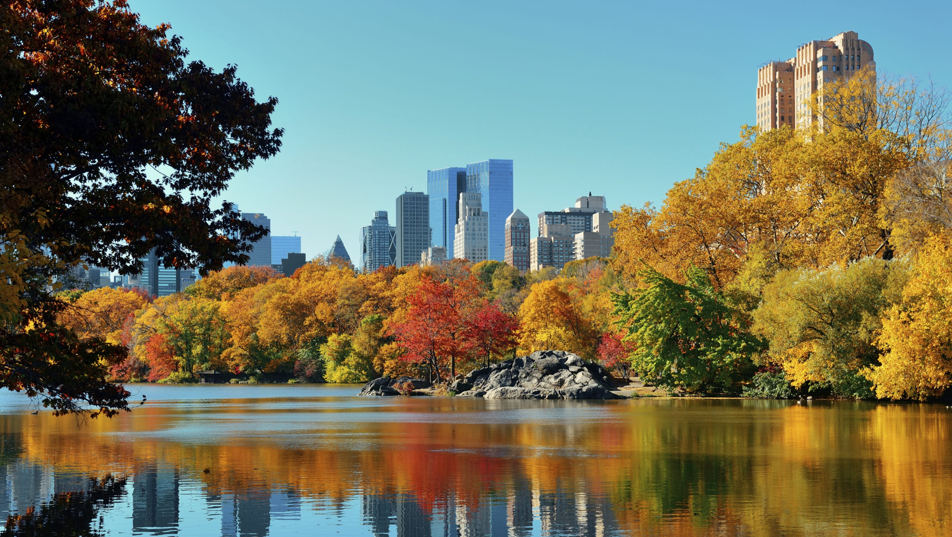 Top u s destinations for fall 2014 for Best fall destinations in the us