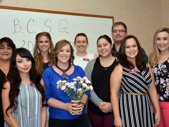 The New Mexico State University School of Nursing undergraduate