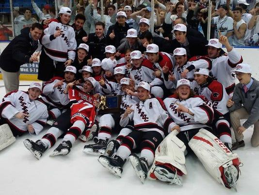 Glen Rock: 2017 Public B state hockey champion