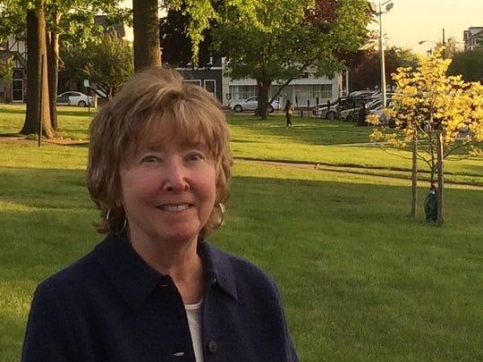 Katharine Glynn, candidate for the Ward 3 Democrat primary.