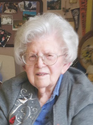 Cora Belle Hall passed away peacefully on Thursday October 30, 2014. She was 98 years old.