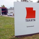 Toyota President Akio Toyoda vowed to help get to the bottom of the problems with Takata air bags, the recalls for which have ballooned to nearly 34 million vehicles, as regaining consumer trust is an industry-wide concern.