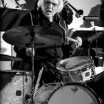 John Von Ohlen, co-founder of the Blue Wisp Big Band and an adjunct instructor of jazz drums at the University of Cincinnati's College-Conservatory of Music is being honored in a Cincinnati Jazz Masters Tribute.