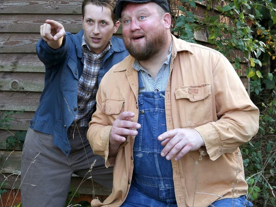 "Milltown Players debut John Steinbeck's ""Of Mice and Men"" on Friday."