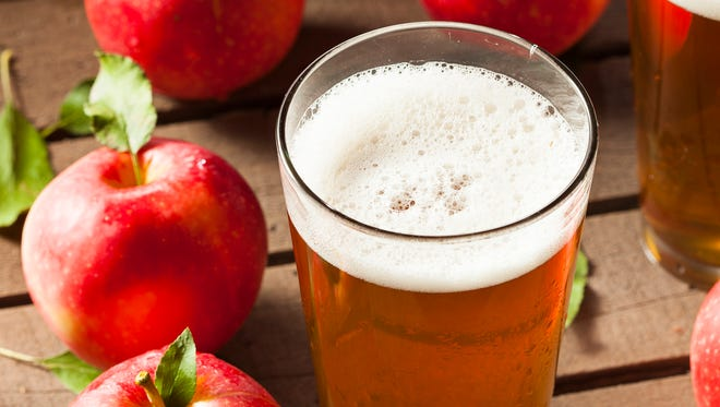 Artisan, small-batch ciders are the specialty at Fort Misery Cider Co.