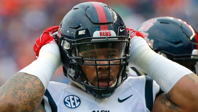Former Ole Miss defensive tackle Robert Nkemdiche is scheduled to appear in court next week.