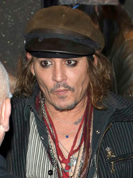 Johnny Depp sued by 'City of Lies' crew member