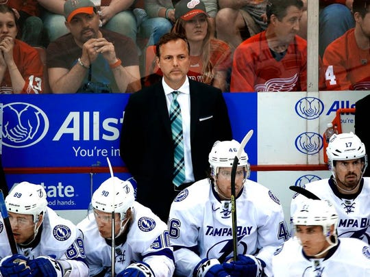 Lightning coach Jon Cooper has his team focusing on defense more than ever.