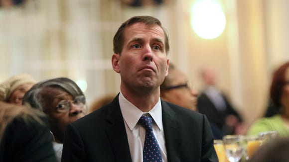 Beau Biden is expanding his role at the Wilmington law firm Grant & Eisenhofer, but his camp would not comment on how that might affect his plans to run for governor.