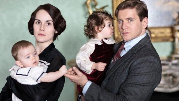 What drama awaits us on 'Downton Abbey' next season?