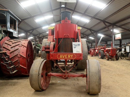 1 Tractor