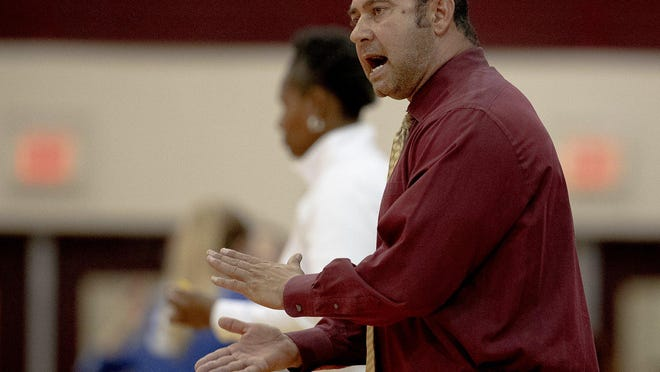 Dripping Springs coach Michael Kane has his Tigers in the Class 5A regional semifinals after they swept district nemesis Alamo Heights on Friday.