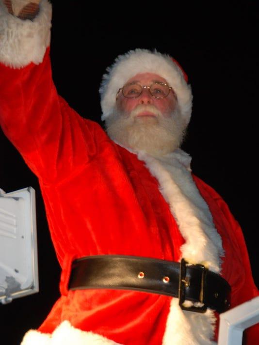 2014 Pataskala Christmas Parade and Cookie Walk