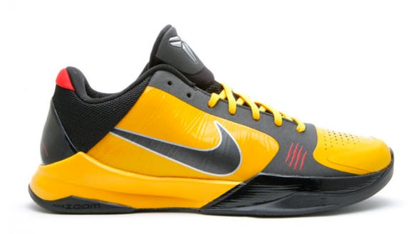 Kobe Bryant and Bruce Lee inspired Kyrie Irving's latest special-edition shoe