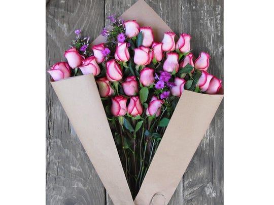 Bouqs floral bouquet