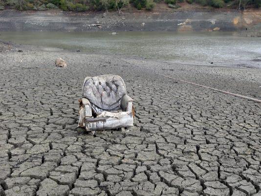 California Drought Rain