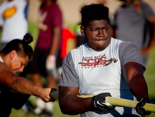 2018 West Valley Big Man High School Football Competition