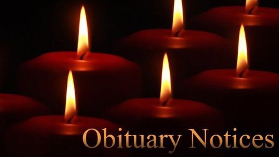 Obituaries: 01.20.17