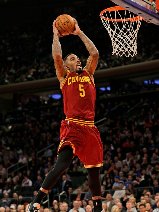 smith 39 s focus has become a boon for cleveland cavaliers