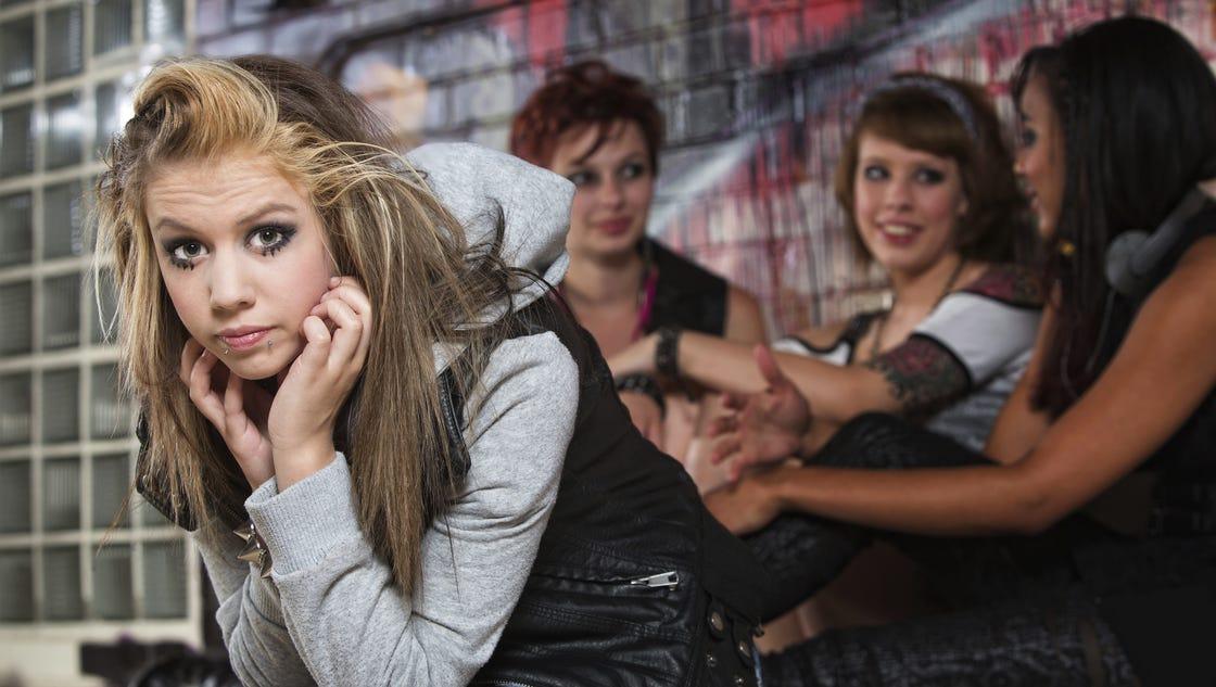 Teen Behavior Is Your Teen 12