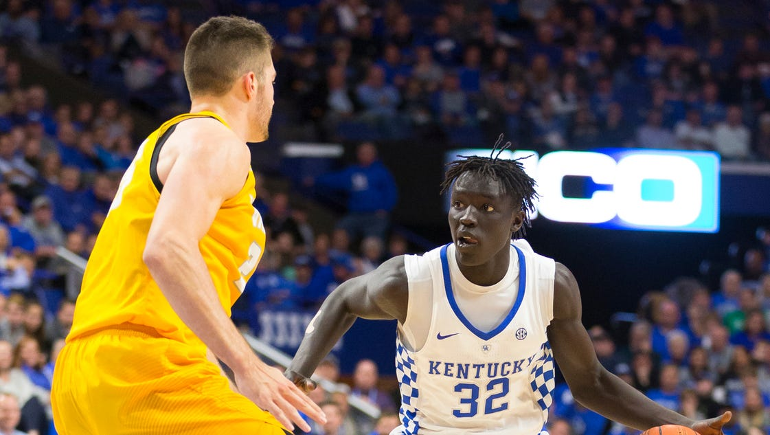 What we know about UK's 2017-18 basketball schedule