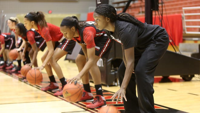 Writer says if you want to improve attendance at women's basketball games, then athletic directors should give the women's teams better schedules.
