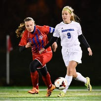 Girls soccer: Apollo plays defending state champion
