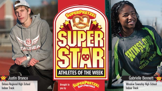 SUPERPRETZEL Super Star Athletes of the Week