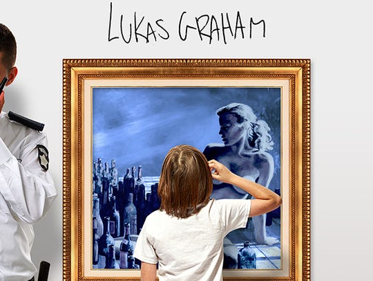 Lukas Graham's self-titled album, out April 1.