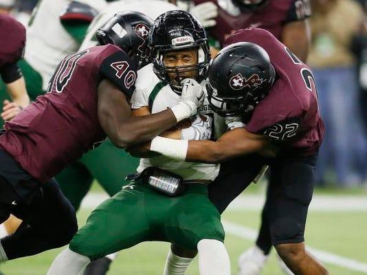 Texas AP High School Concussions