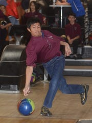 Clifton sophomore Johann Gamo earned boys high game (289) and series (719) at Friday's Passaic County bowling tournament.