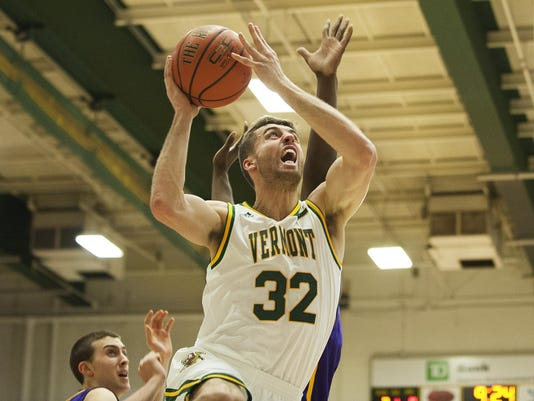 Albany vs. Vermont Men's Basketball 01/09/16