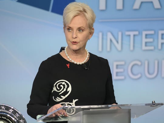 Cindy McCain Trafficking
