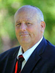 Great Falls Tribune reporter Phil Drake,