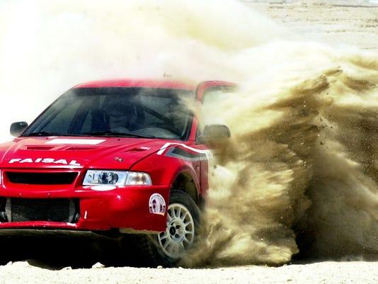 AP BAHRAIN RALLY S CAR BHR TR