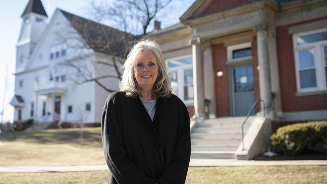 Auburn Town Manager Julie Jacobson