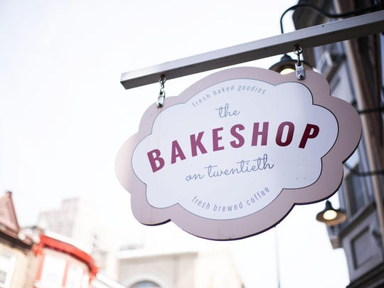 The Bakeshop on Twentieth in Philadelphia.