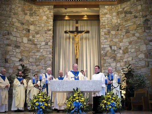 Blue Mass