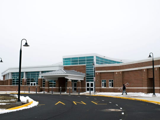 Some of the recent renovations of Snow Hill High School