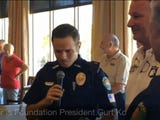 Brian Granneman is Police Foundation's Officer of the Year