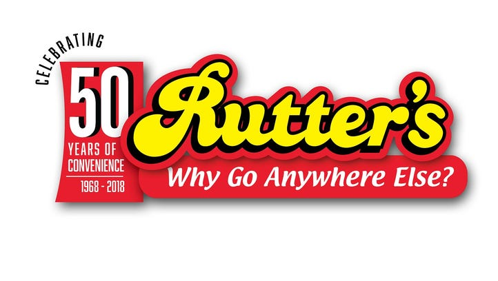 The Rutter's rebranding coincides with the company's