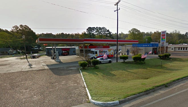 Mayfield's Exxon in Yazoo City