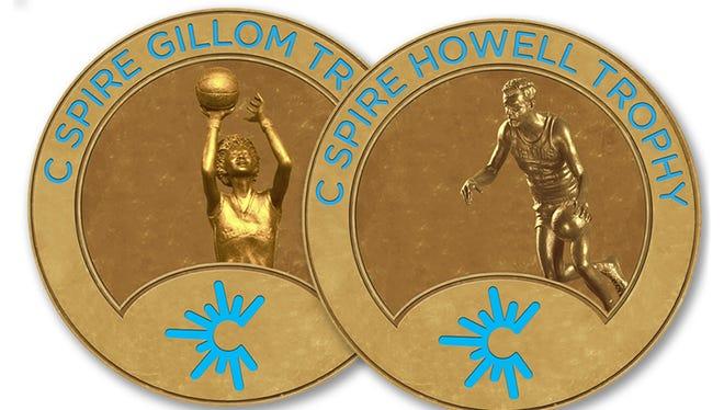 C Spire Gillom, Howell awards