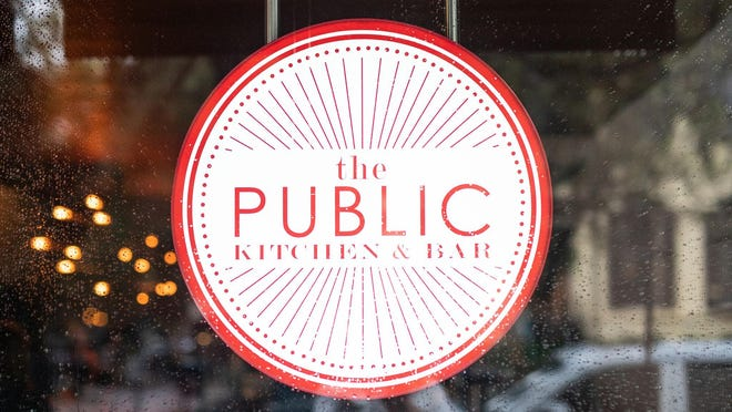The Public Kitchen & Bar is located at 1 W. Liberty St.